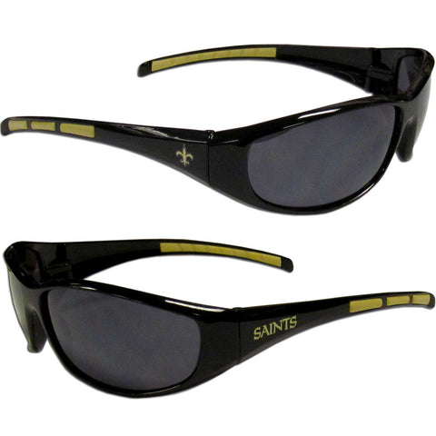 New Orleans Saints Wrap Sunglasses