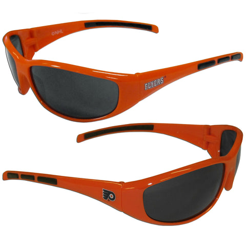 Philadelphia Flyers Wrap Sunglasses