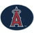 Angels Logo Belt Buckle