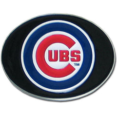 Cubs Logo Belt Buckle