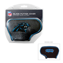 Blade Putter Cover Carolina Panthers