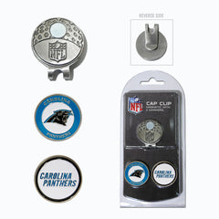 Cap Clip Carolina Panthers