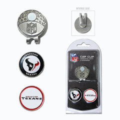 Cap Clip Houston Texans