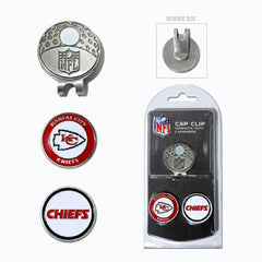 Cap Clip Kansas City Chiefs