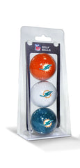 3 Ball Pk Miami Dolphins