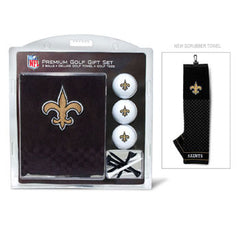 Embroidered Towel Gift Set New Orleans Saints