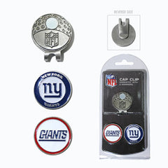 Cap Clip New York Giants