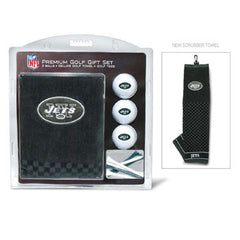 Embroidered Towel Gift Set New York Jets