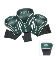 3 Pk Contour Sock Headcovers New York Jets