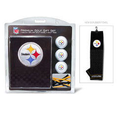 Embroidered Towel Gift Set Pittsburgh Steelers