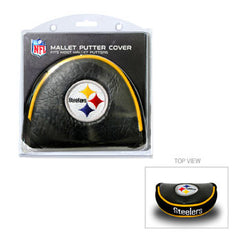 Mallet Putter Cover Pittsburgh Steelers