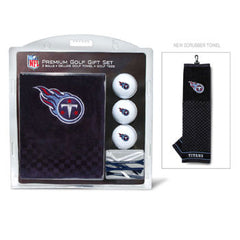 Embroidered Towel Gift Set Tennessee Titans