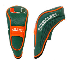 Hybrid Headcover Miami Hurricanes