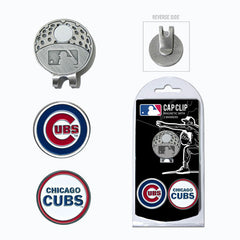 Cap Clip CHICAGO CUBS