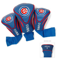 3 Pk Contour Sock Headcovers CHICAGO CUBS