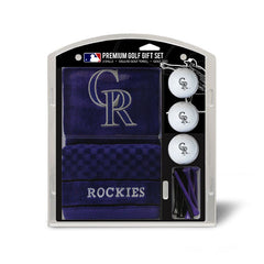 Embroidered Towel GIFT SET COLORADO ROCKIES