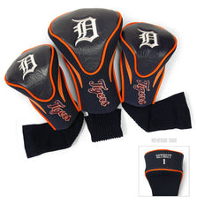 3 Pk Contour Sock Headcovers DETROIT TIGERS