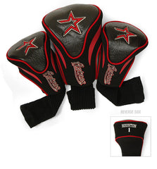 3 Pk Contour Sock Headcovers HOUSTON ASTROS