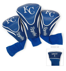 3 Pk Contour Sock Headcovers KANSAS CITY ROYALS