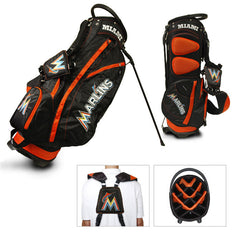 Fairway Stand Bag MIAMI MARLINS