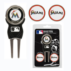Divot Tool Pack MIAMI MARLINS
