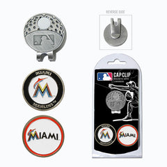 Cap Clip MIAMI MARLINS