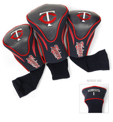 3 Pk Contour Sock Headcovers MINNESOTA TWINS