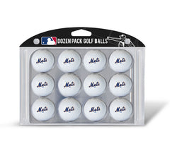 Golf Balls Dozen Pack NEW YORK METS
