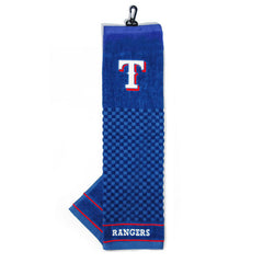 Embroidered Towel TEXAS RANGERS