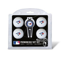 4 Ball Divot Tool Gift Set TORONTO BLUE JAYS