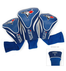 3 Pk Contour Sock Headcovers TORONTO BLUE JAYS