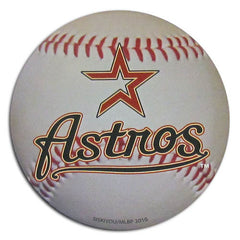 "Astros 5"" Ball Magnet"