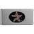 Astros Brushed Money Clip