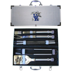 College 8 pc BBQ Set - Kentucky Wildcats