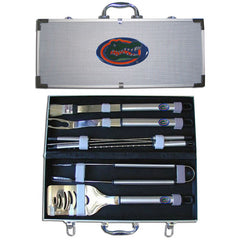 College 8 pc BBQ Set - Florida Gators