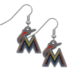 Marlins Dangle Earrings