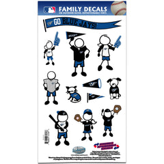 Blue Jays Family Decal