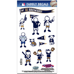 Brewers Family Decal