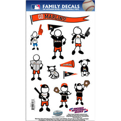 Marlins Family Decal