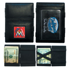 Marlins Leather Jacob's Ladder Wallet