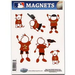 Astros Family Magnets