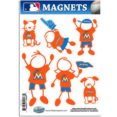 Marlins Family Magnets