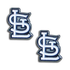 Cardinals MLB Stud Earrings