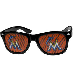 Marlins Game Day Wayfarer Sunglasses