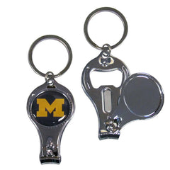 Michigan 3 in 1 Key Chain