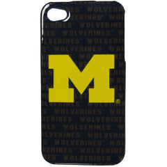 Michigan 4G iPhone Graphic Case