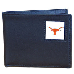 College Bi-fold Wallet Boxed-Texas Longhorns