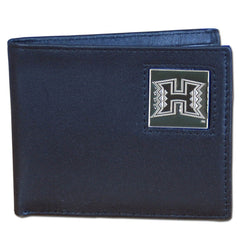 College Bi-fold Wallet Boxed - Hawaii