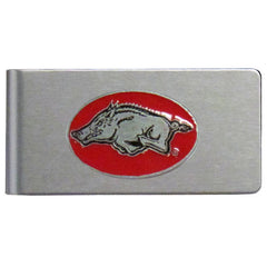 Arkansas Brushed Money Clip