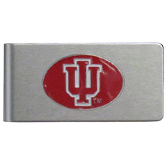 Indiana Brushed Money Clip